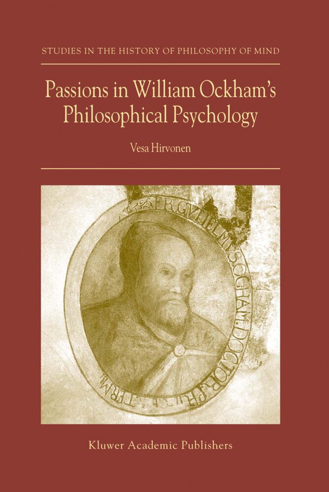 Passions in William Ockham's Philosophical Psychology als Buch