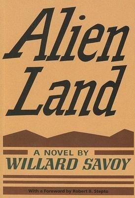 Alien Land als Taschenbuch