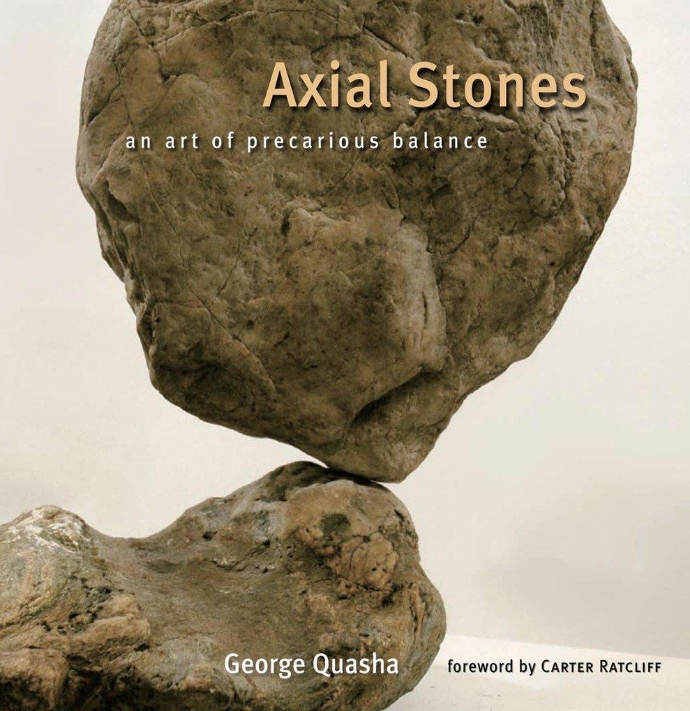 Axial Stones: An Art of Precarious Balance als Taschenbuch