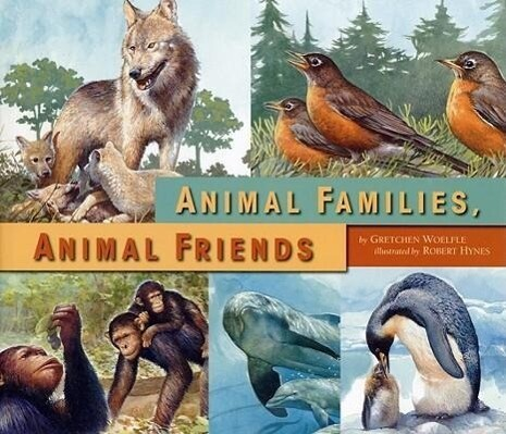 Animal Families, Animal Friends als Buch