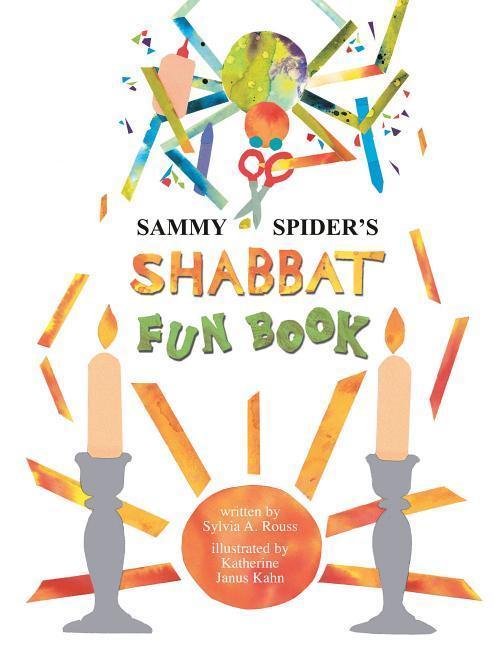 Sammy Spider's Shabbat Fun Book als Taschenbuch