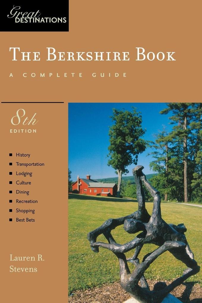 Explorer's Guide Berkshire: A Great Destination als Taschenbuch