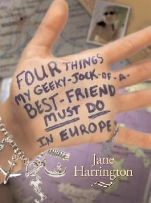 Four Things My Geeky-Jock-Of-A-Best-Friend Must Do in Europe als Buch