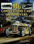 MG Competition Cars and Drivers als Taschenbuch