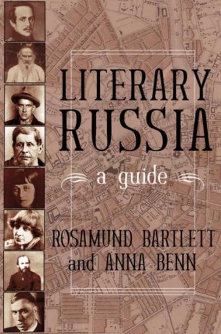 Literary Russia: A Guide als Buch