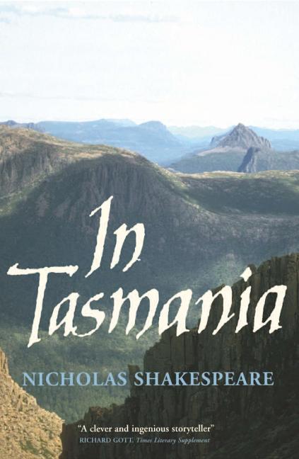 In Tasmania als Buch
