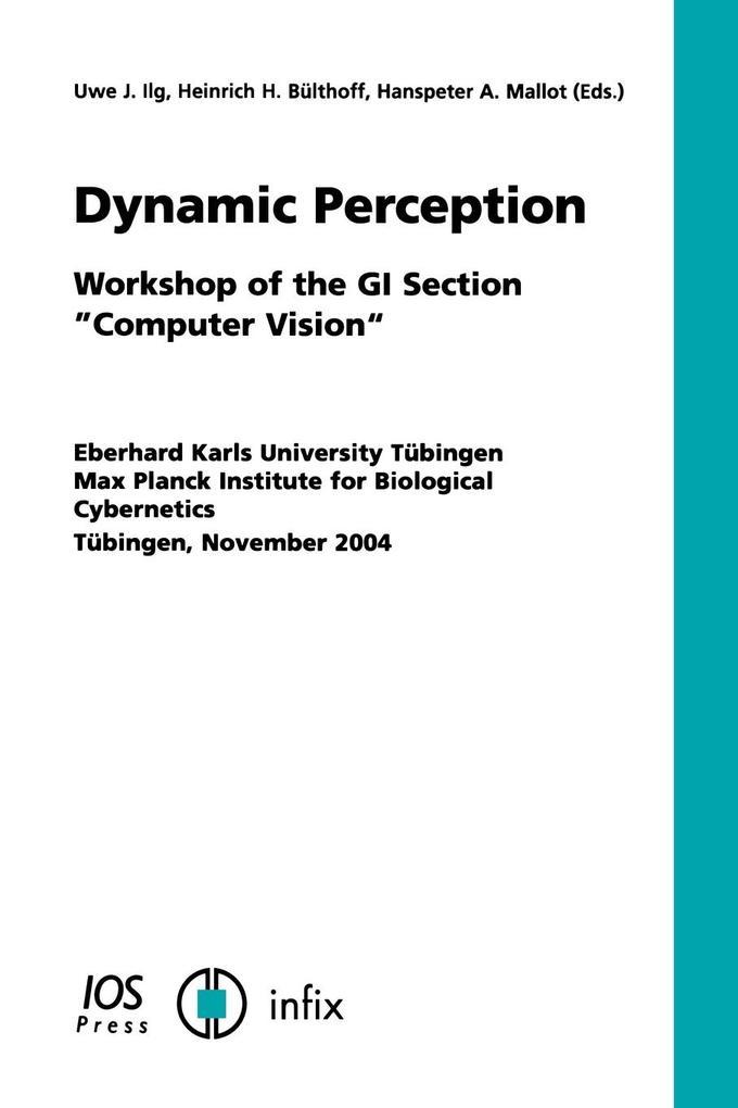 Dynamic Perception als Taschenbuch