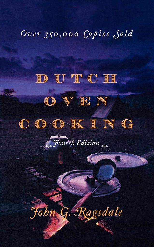 Dutch Oven Cooking als Taschenbuch