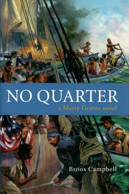 No Quarter als Buch