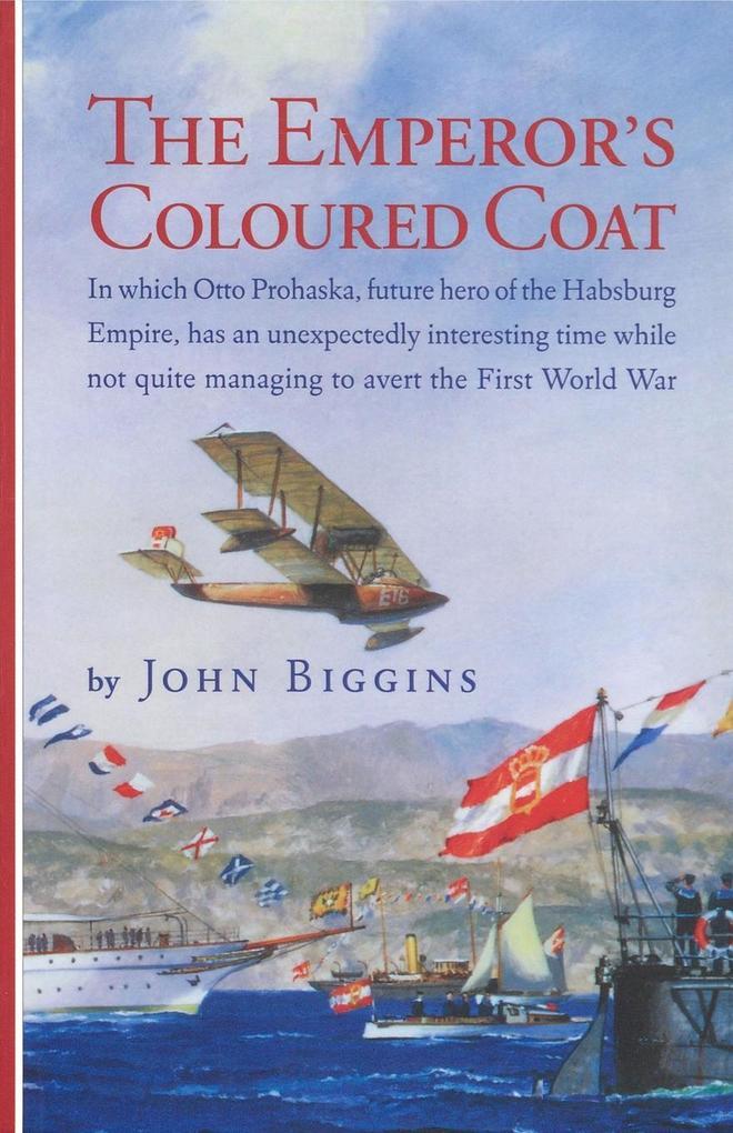 The Emperor's Coloured Coat als Taschenbuch