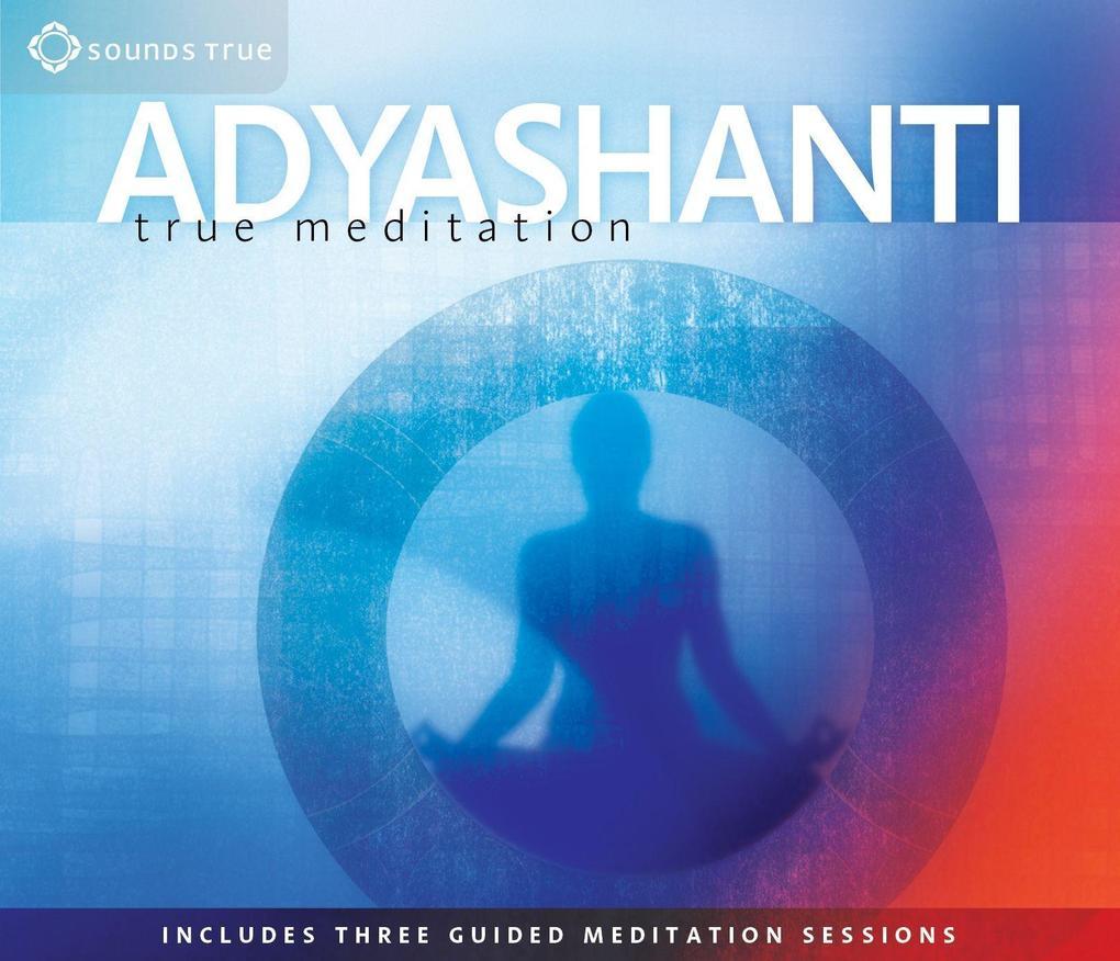 True Meditation als Hörbuch