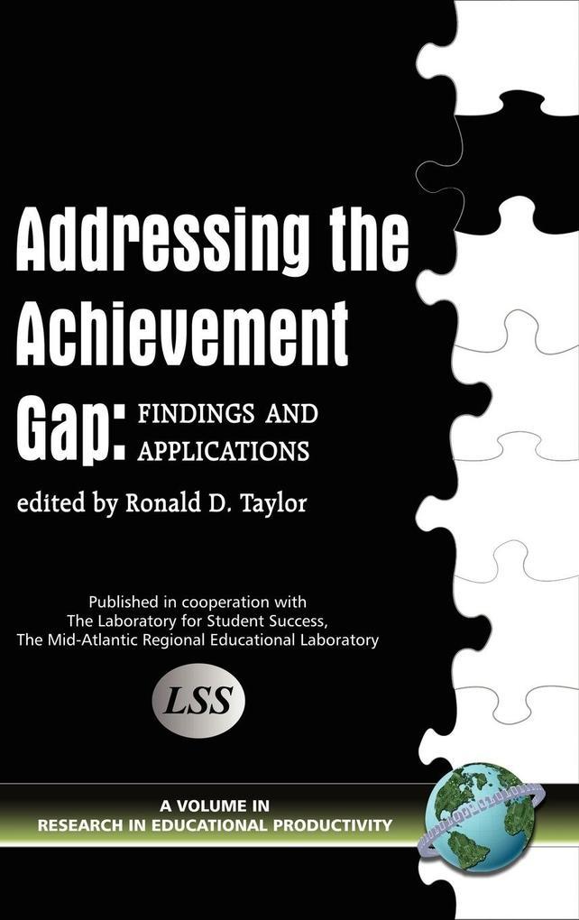 Addressing the Achievement Gap als Buch