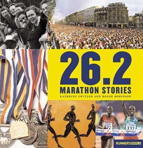 26.2 Marathon Stories als Buch