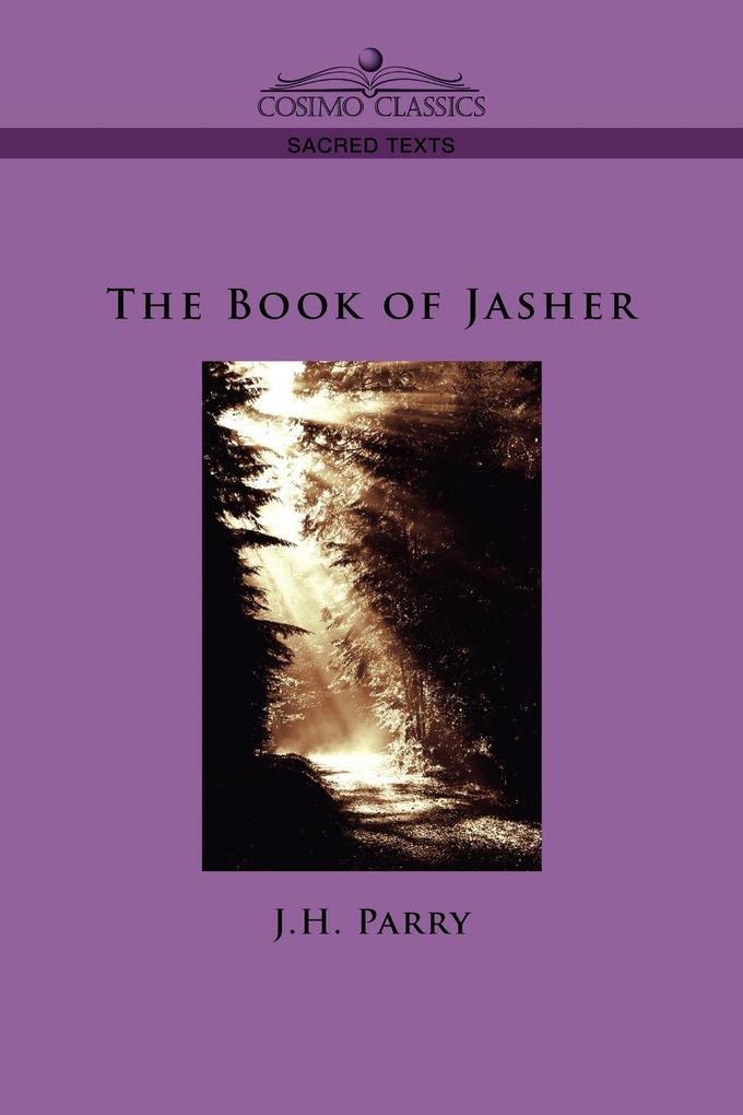 The Book of Jasher als Taschenbuch