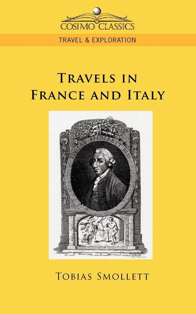 Travels in France and Italy als Taschenbuch
