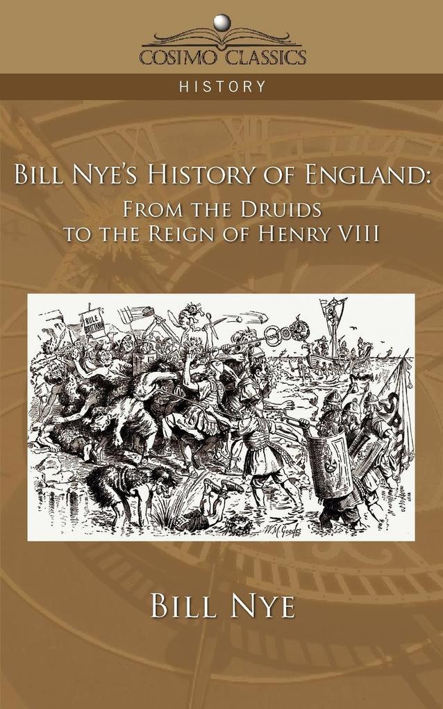Bill Nye's History of England als Taschenbuch