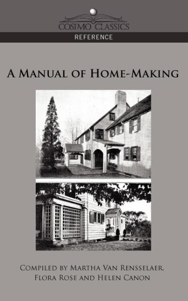 A Manual of Home-Making als Taschenbuch