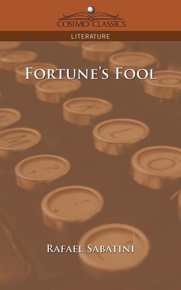 Fortune's Fool als Taschenbuch
