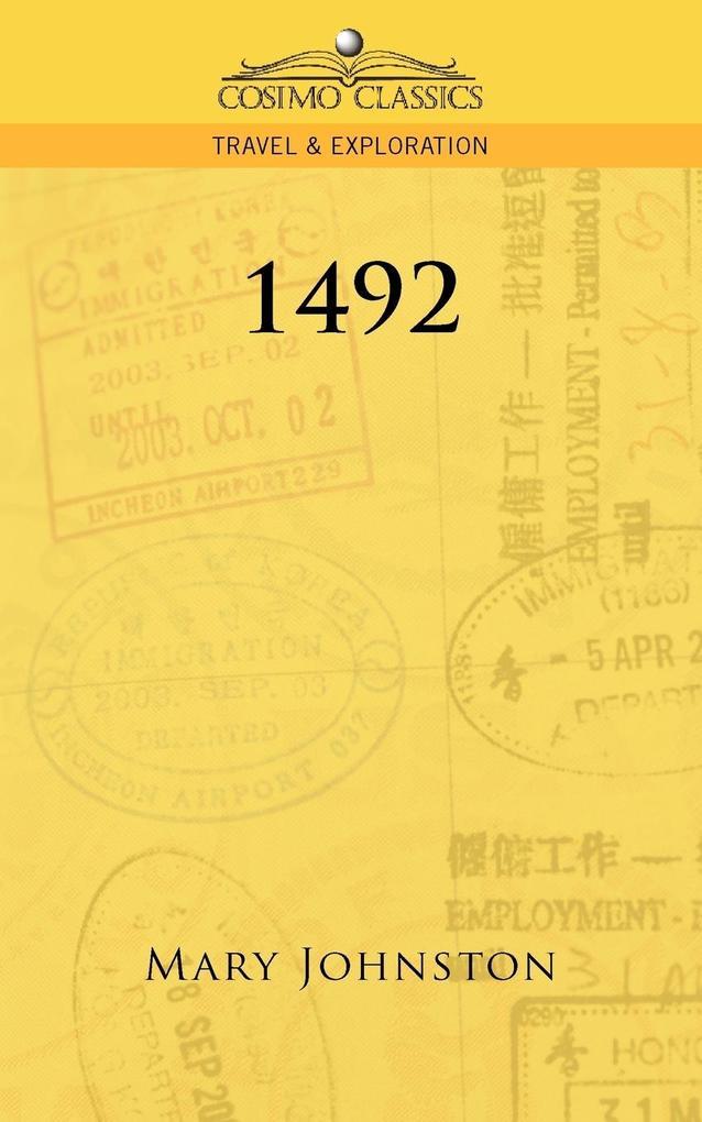 1492 als Taschenbuch