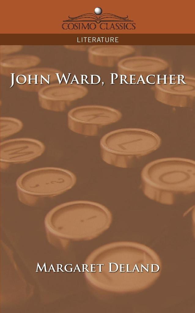 John Ward, Preacher als Taschenbuch