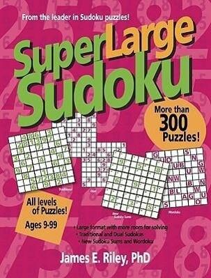 Super Large Sudoku als Taschenbuch