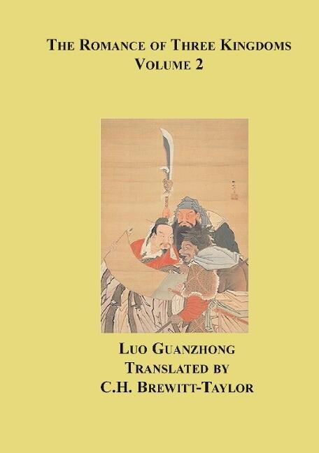 The Romance of Three Kingdoms, Vol. 2 als Buch