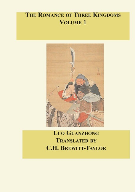 The Romance of Three Kingdoms, Vol. 1 als Buch