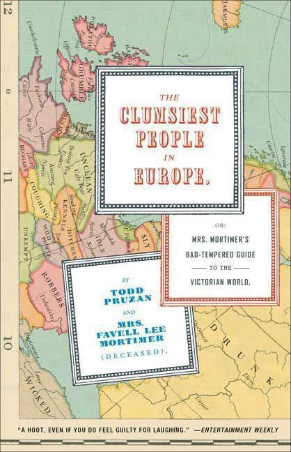 The Clumsiest People in Europe als Taschenbuch
