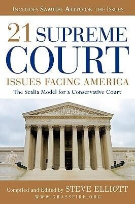 21 Supreme Court Issues Facing America als Taschenbuch