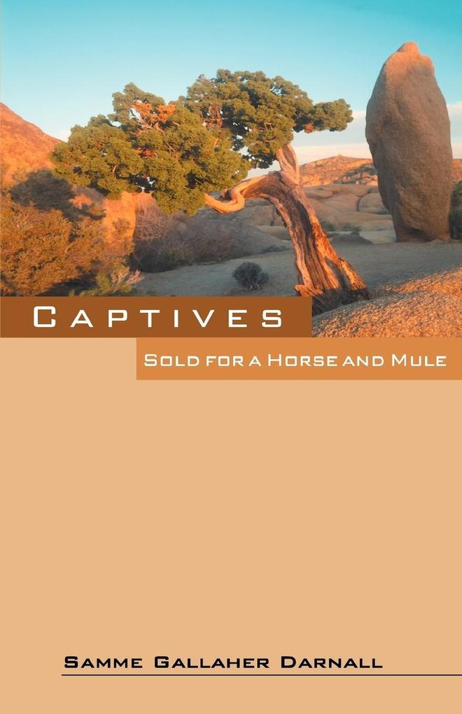 Captives: Sold for a Horse and Mule als Taschenbuch
