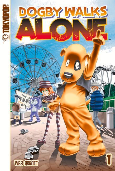 Dogby Walks Alone Volume 1 Manga als Taschenbuch
