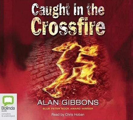Caught in the Crossfire als Hörbuch