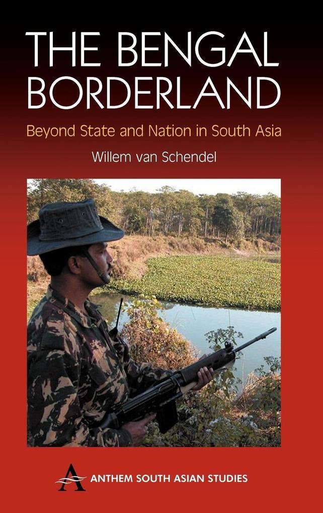 The Bengal Borderland als Buch