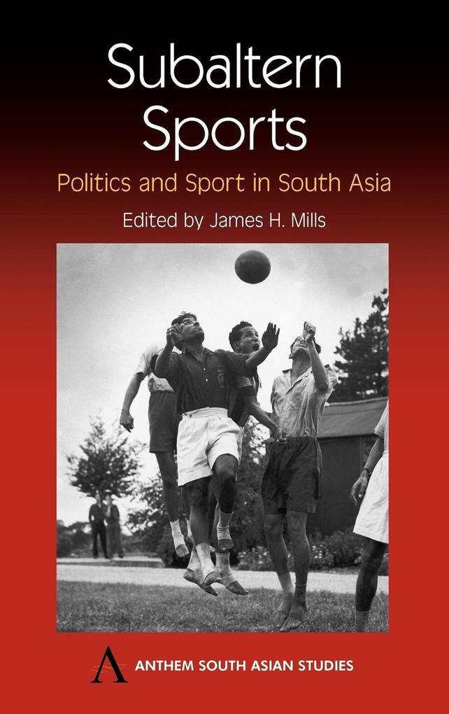 Subaltern Sports als Buch