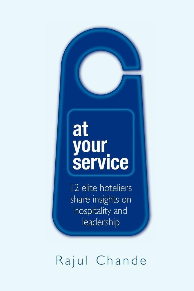 At Your Service als Taschenbuch