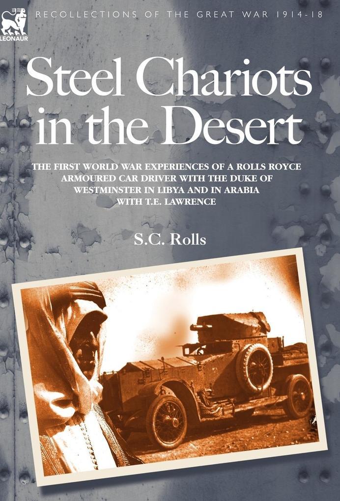 Steel Chariots in the Desert als Buch