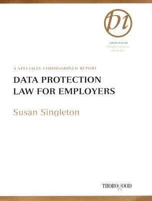 Data Protection Law for Employers: Implications of the New Code of Practice als Taschenbuch