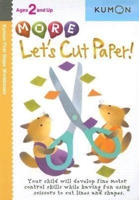 More Let's Cut Paper! als Taschenbuch