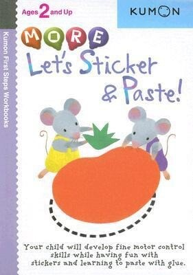 More Let's Sticker and Paste! als Taschenbuch