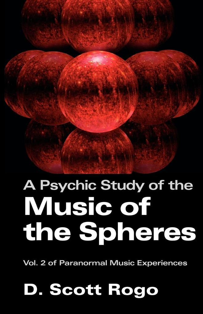 APsychic Study of the Music of the Spheres als Taschenbuch