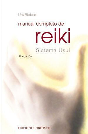 Manual completo de Reiki : sistema Usui als Taschenbuch