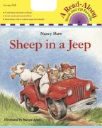 Sheep in a Jeep Book & CD [With CD]