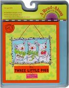 The Three Little Pigs Book & CD [With CD (Audio)]