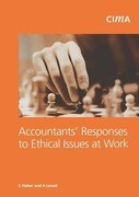Accountants' Response to Ethical Issues as Work