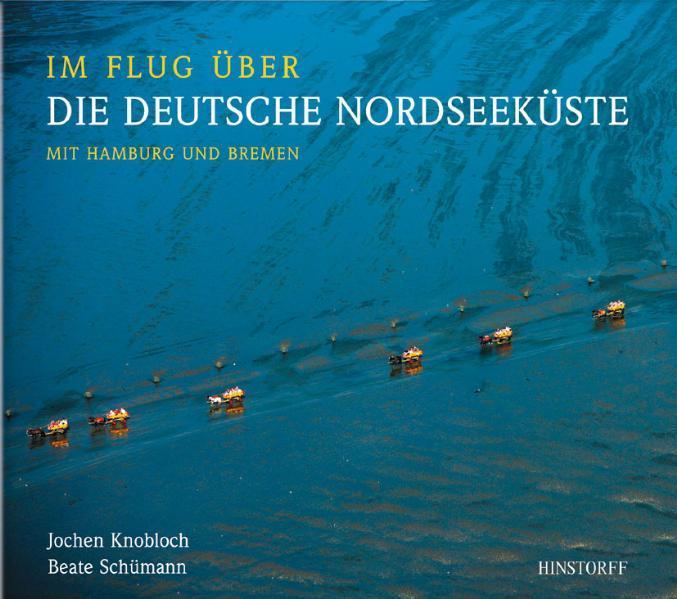 Im Flug über die deutsche Nordseeküste als Buch