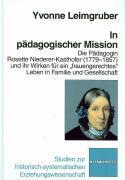 In pädagogischer Mission