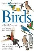 Birds of South America: Non-Passerines: Rheas to Woodpeckers