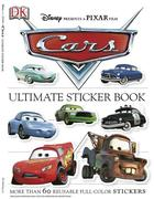 Ultimate Sticker Book: Cars [With More Than 60 Reusable Stickers]