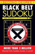 Second-Degree Black Belt Sudoku(r)