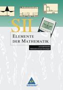 Elemente der Mathematik. Rechnerband. Gesamtband. Sekundarstufe 2